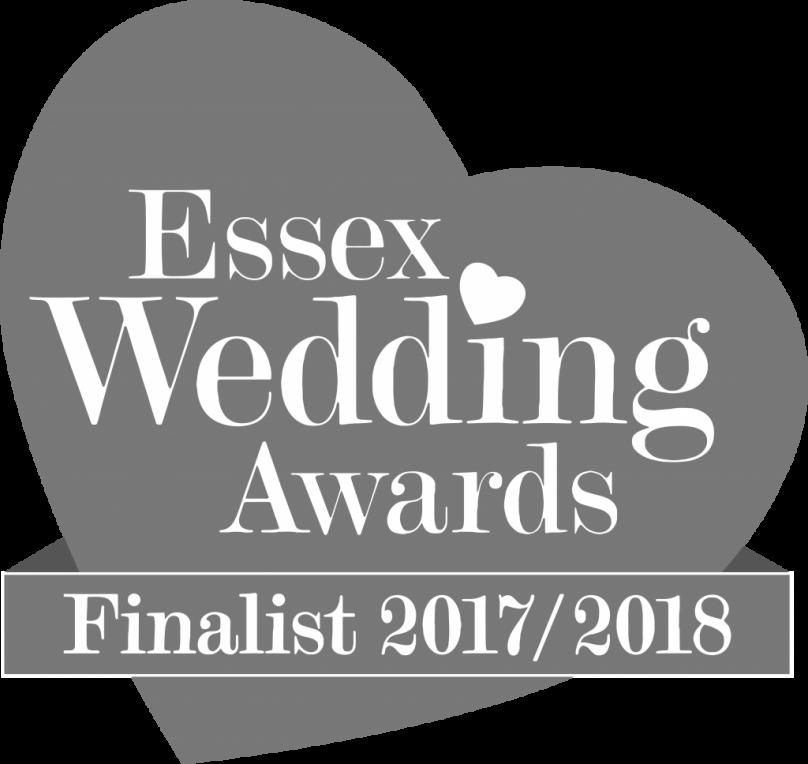Essex Wedding Awards Finalist