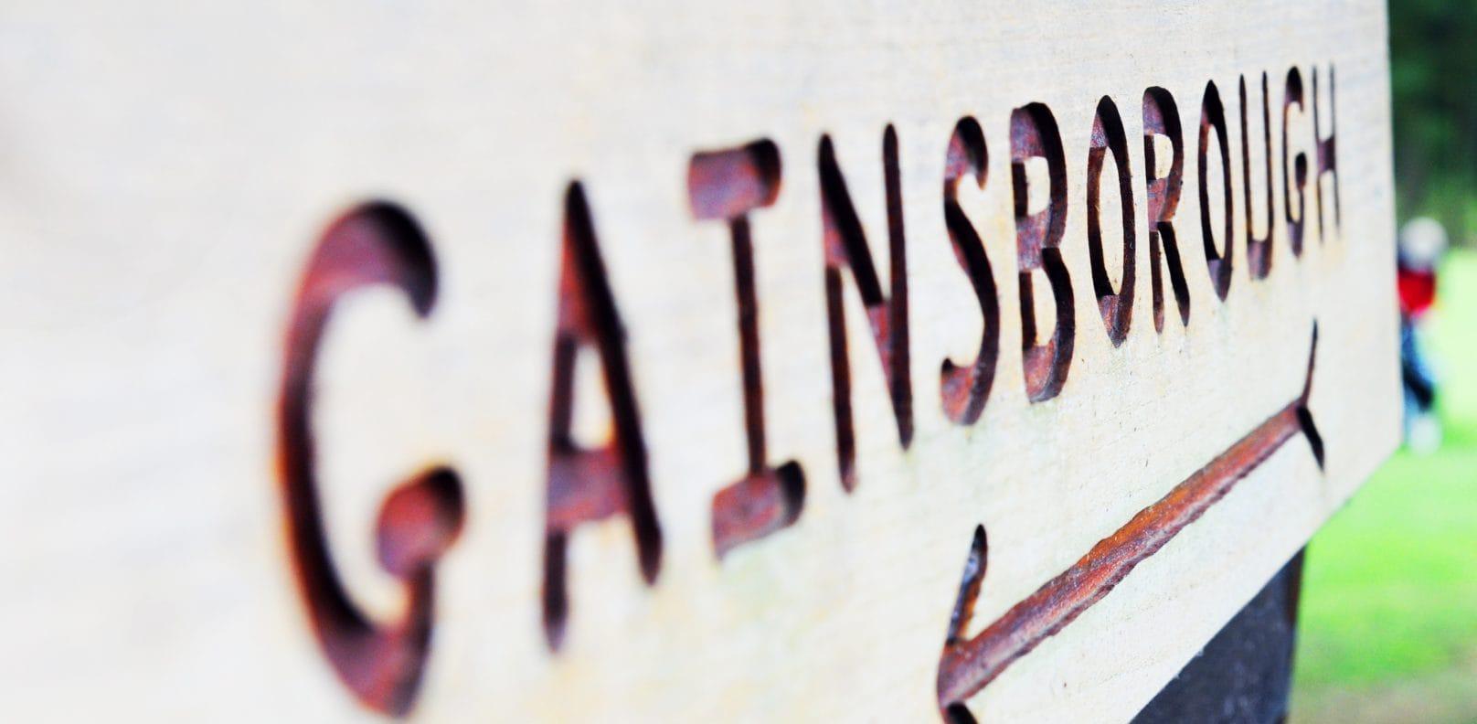 Gainsborough golf course SbN