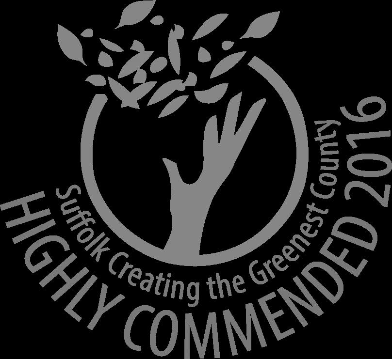 Suffolk Creating the Greenest County Award Winner 2016