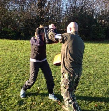 Corporate - Team building -The Combat Academy