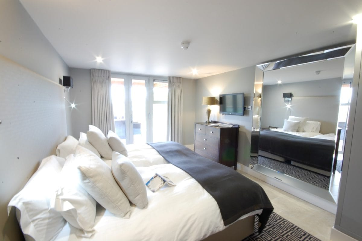 Modern Self Catering Accommodation