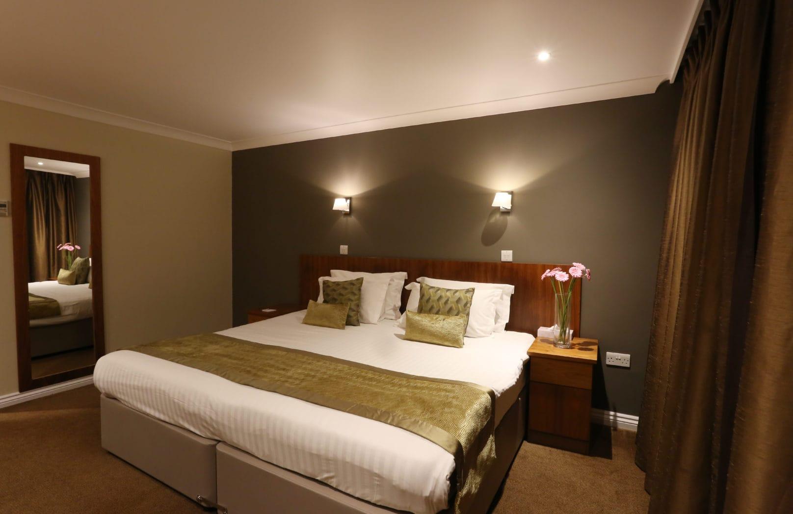Club bedroom hotel