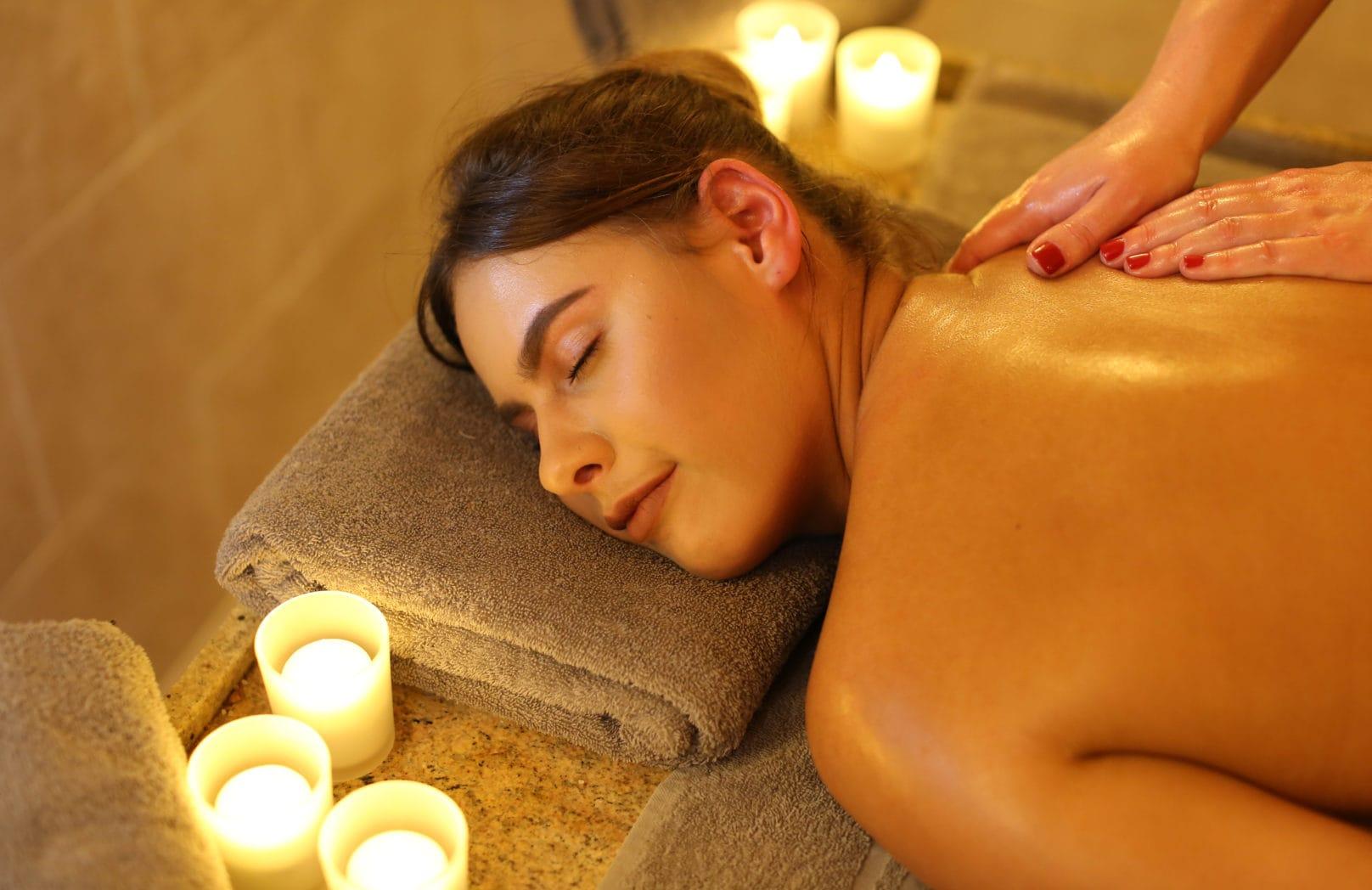 Body Massage - Spa