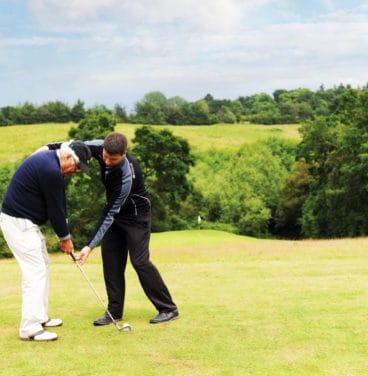 Simon Dainty Members Golf Coaching