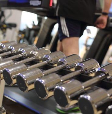 Peake Fitness Gym Weights