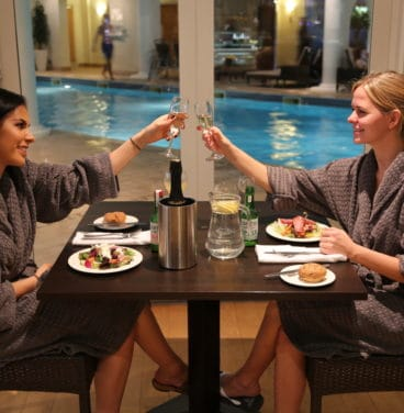 Spa Lunch for Two