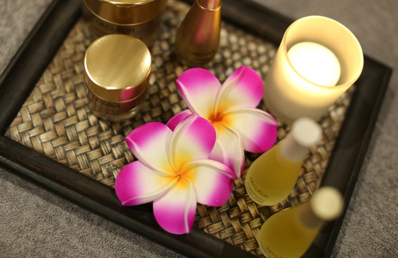 Decleor spa products