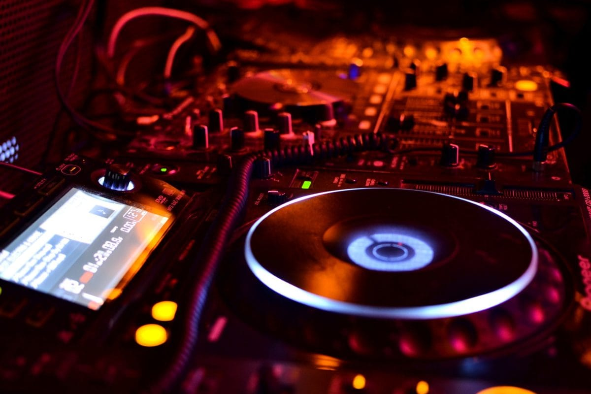 DJ Party Event