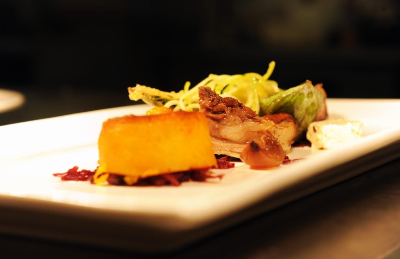Dining at Stoke by Nayland