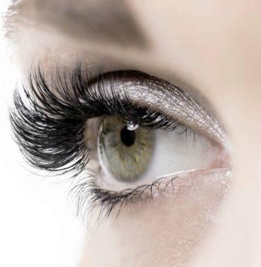 Eyelash Design Company Peake Spa brand extensions