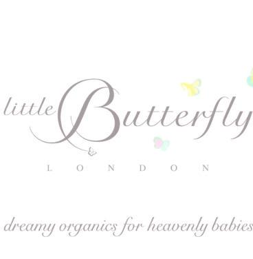 Little butterfly logo