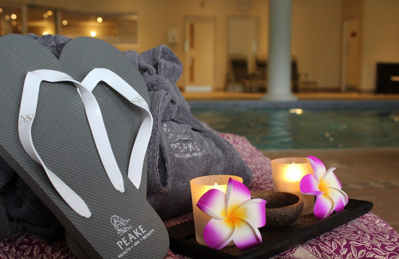 Spa Robes & Flip Flops