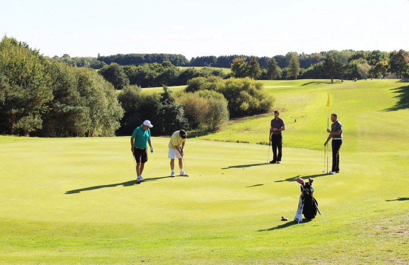 Putting - Stoke by Nayland