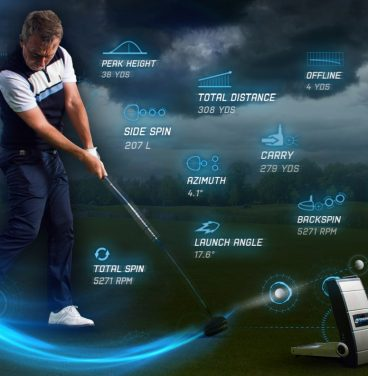 Golf Simulator Essex Foresight Sports