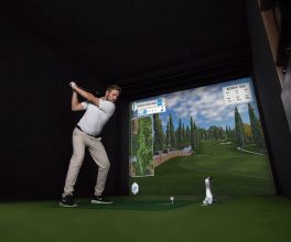 Golf simulator suffolk