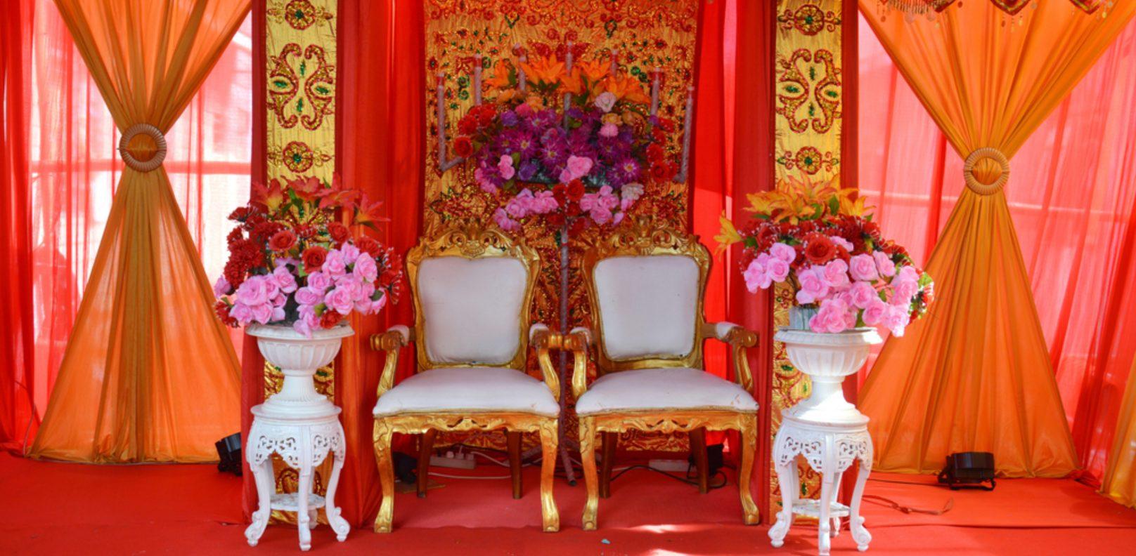 Indian Wedding Seating