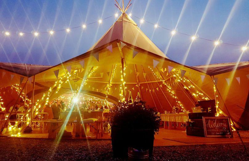 Tipi Weddings