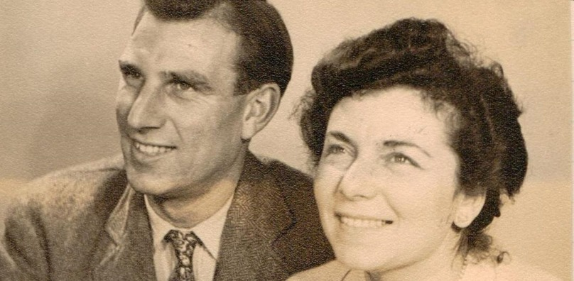 Bill and Devora Peake 1960s