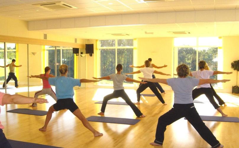 Peake Fitness Studio Stoke by Nayland