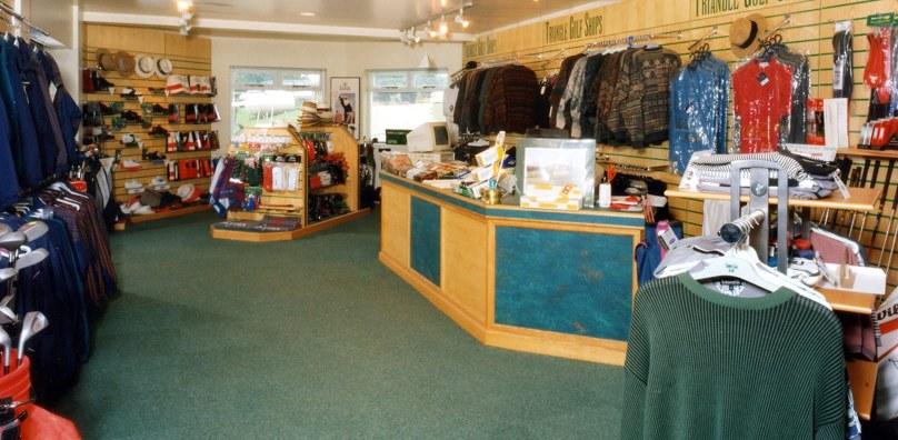 Pro Shop mid 1990s