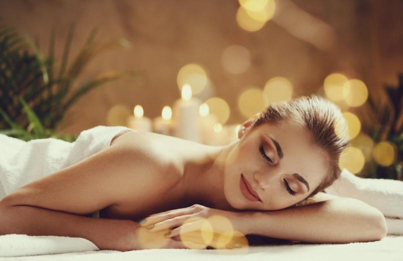 Signature spa glow massage