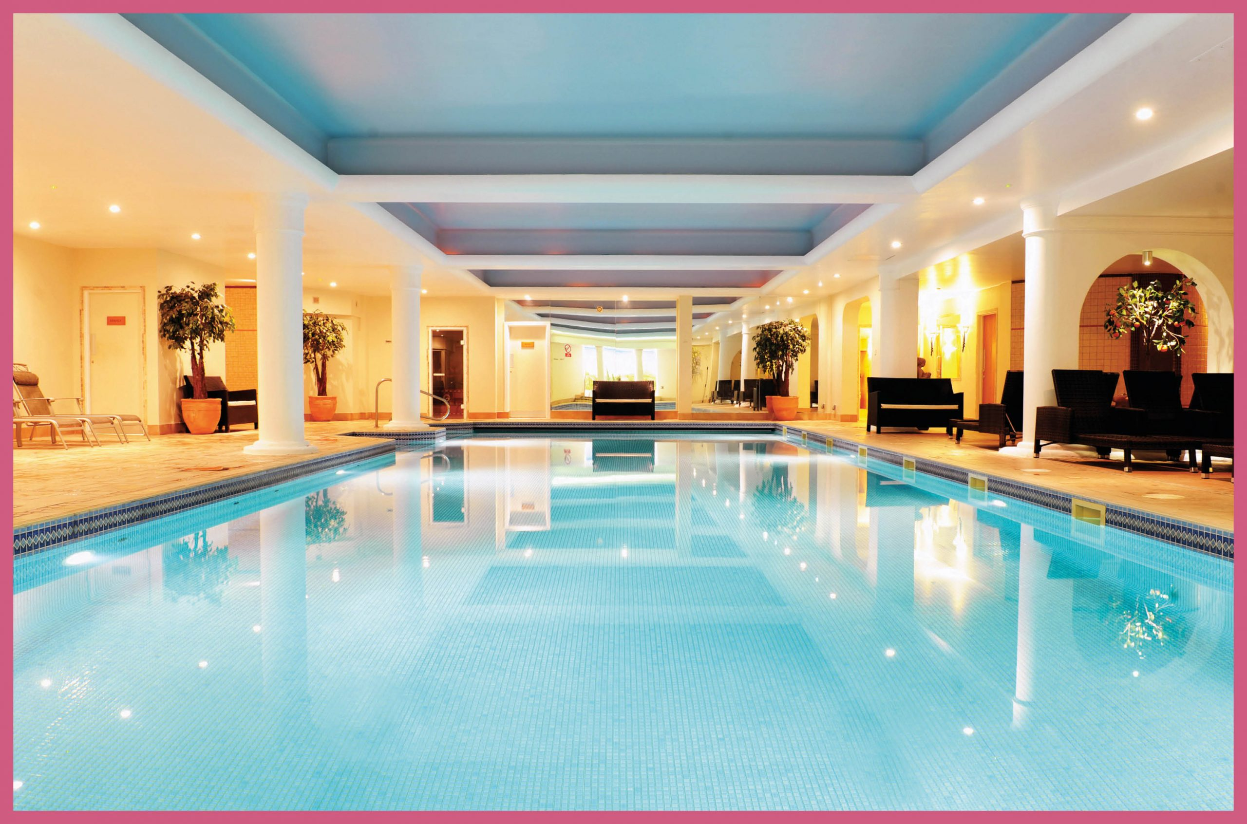 5% discount off Spa Treatments and Spa Days