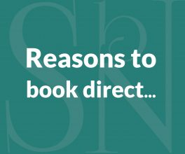 Reasons to book direct