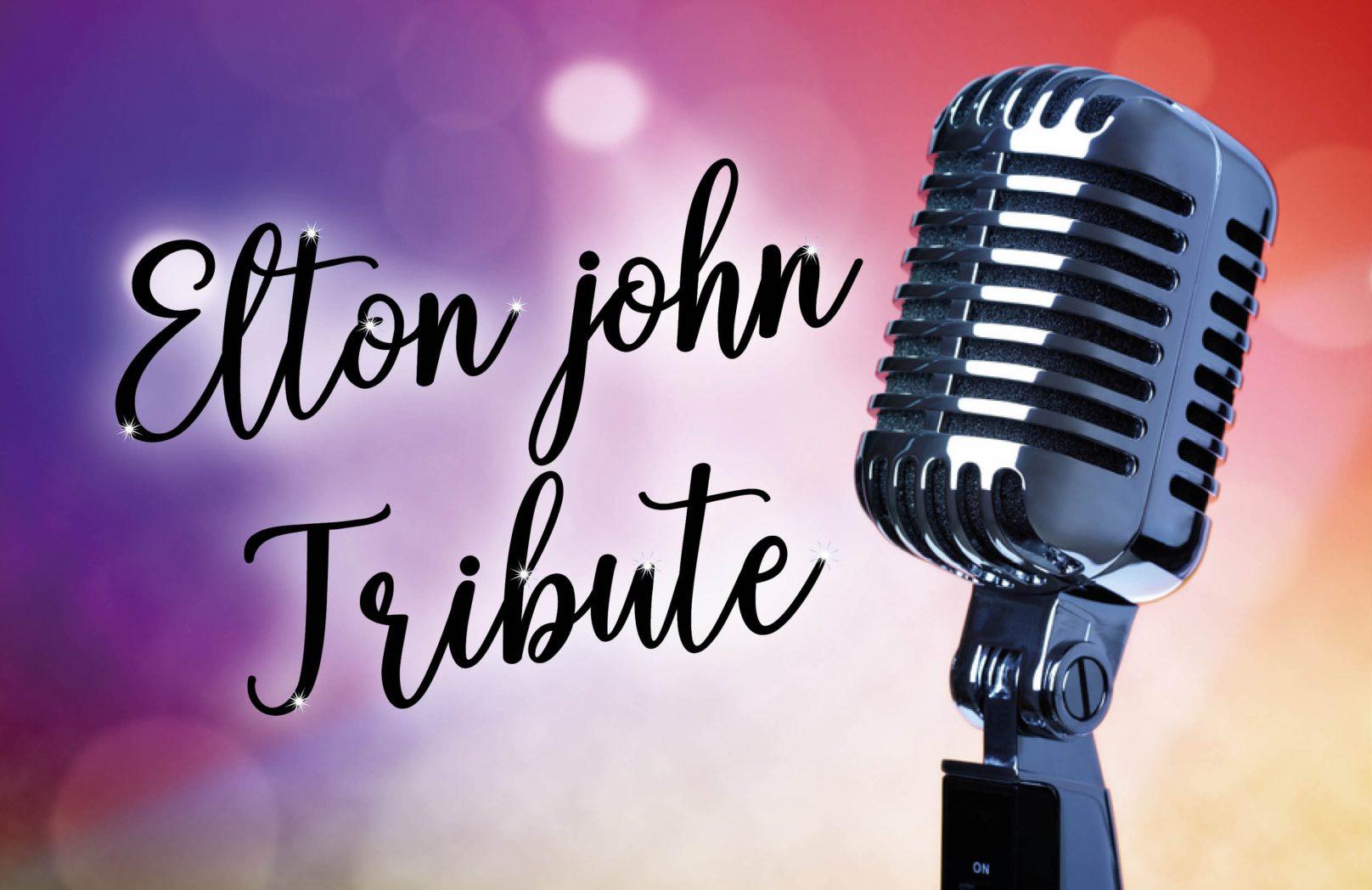 Elton John Tribute