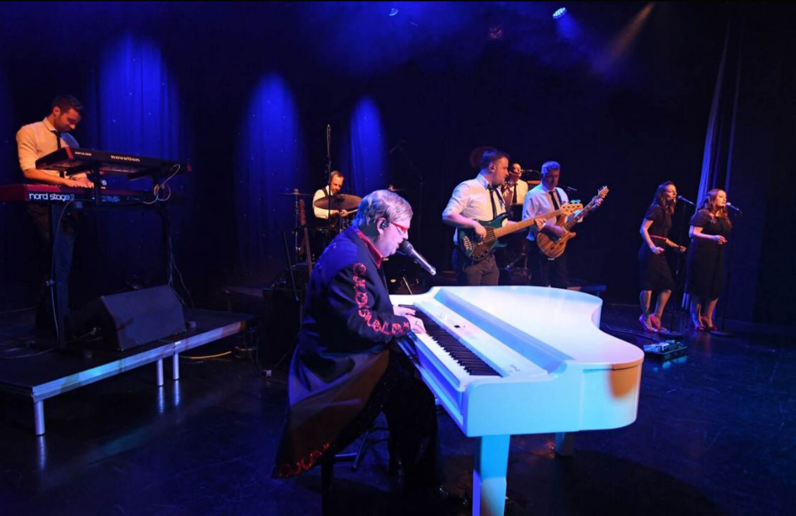 Elton John Tribute Night