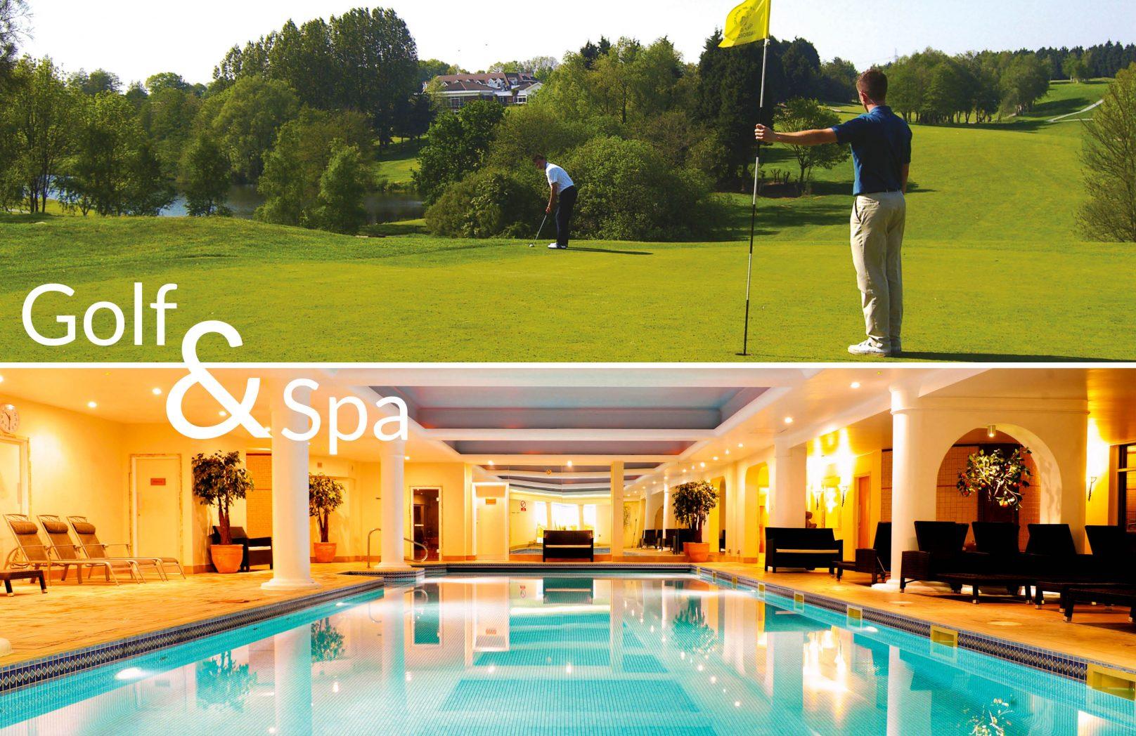 Golf & Spa Break