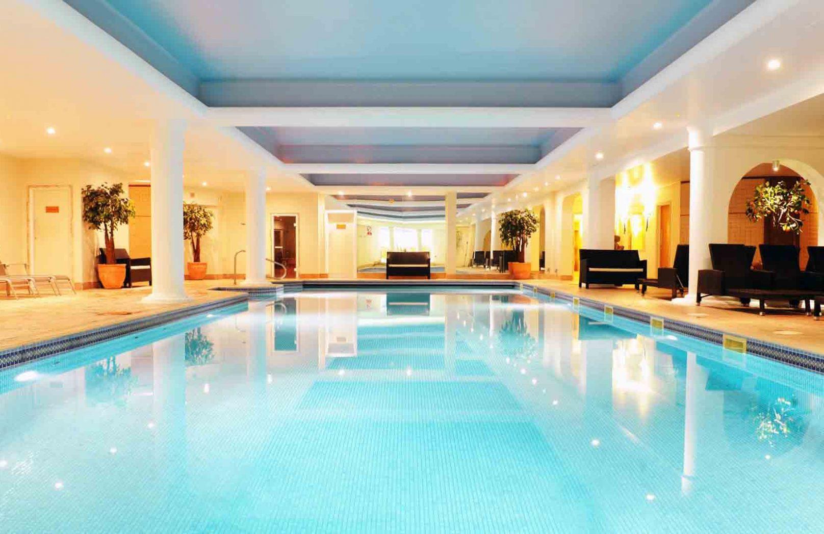 Swimming Pool at Stoke By Nayland