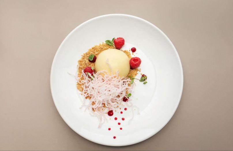 Lakes Restaurant Dessert