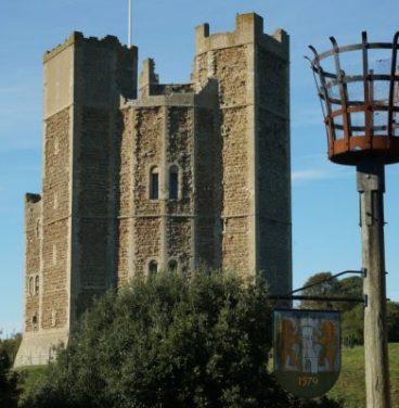 Orford,Castle,Suffolk